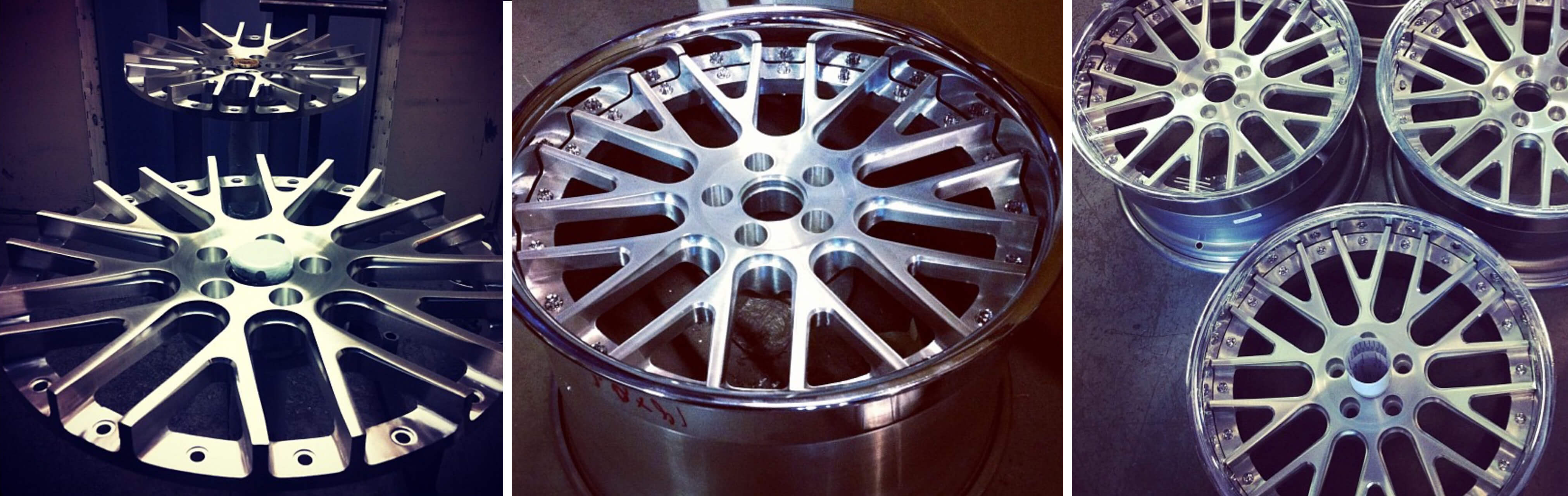 WCI second set of wheels